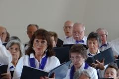 Choir 20th Party